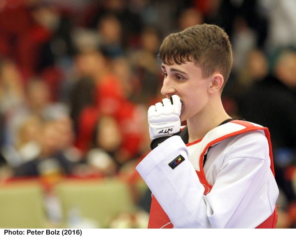 Image result for jack woolley taekwondo
