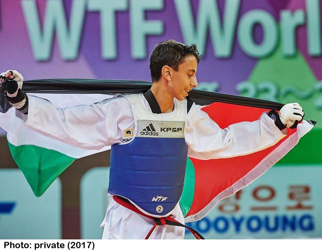 Yasini Mohammad Taekwondo Data
